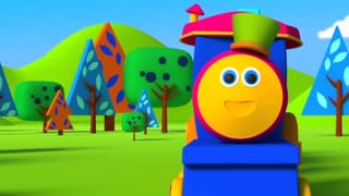Alphabets Adventure & More Kids Song: Bob the Train on FREECABLE TV