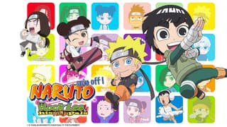 Naruto Spin-Off: Rock Lee & His Ninja Pals on FREECABLE TV
