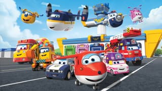 Super Wings on FREECABLE TV