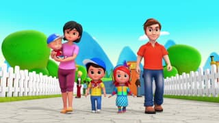 Junior Squad Non-Stop Nursery Rhymes on FREECABLE TV