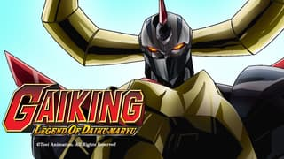 Gaiking on FREECABLE TV