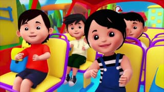 Twinkle Twinkle Little Star & More Kids Songs (Bob the Train) on FREECABLE TV