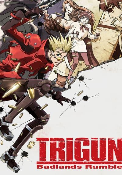 Watch Trigun Badlands Rumble 2010 Full Movie Free Online Streaming Tubi