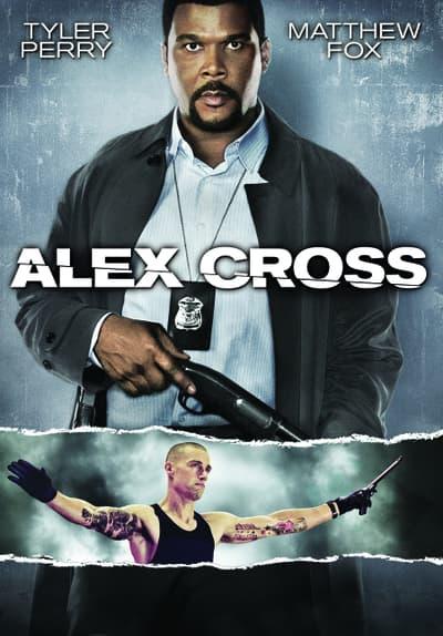 alex cross stream