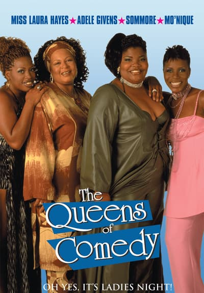 the queens of comedy full movie free